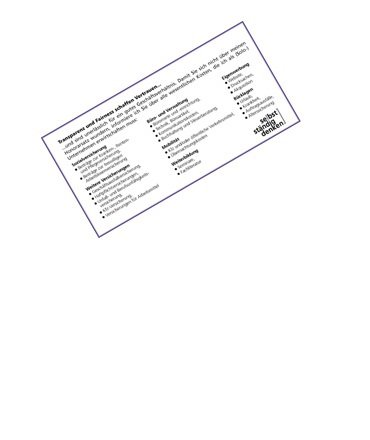 Honorartransparenzkarte